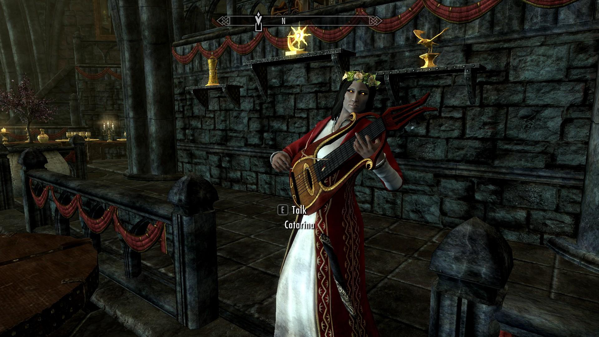 Castle Volkihar Redux Images Mod Db
