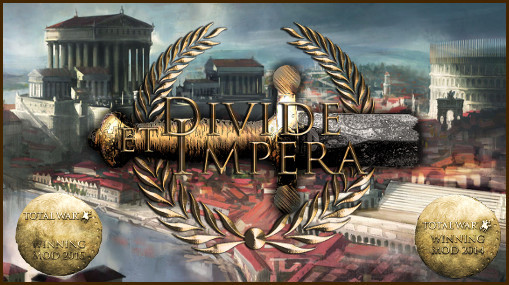 Divide et Impera mod for Total War: Rome II - Mod DB