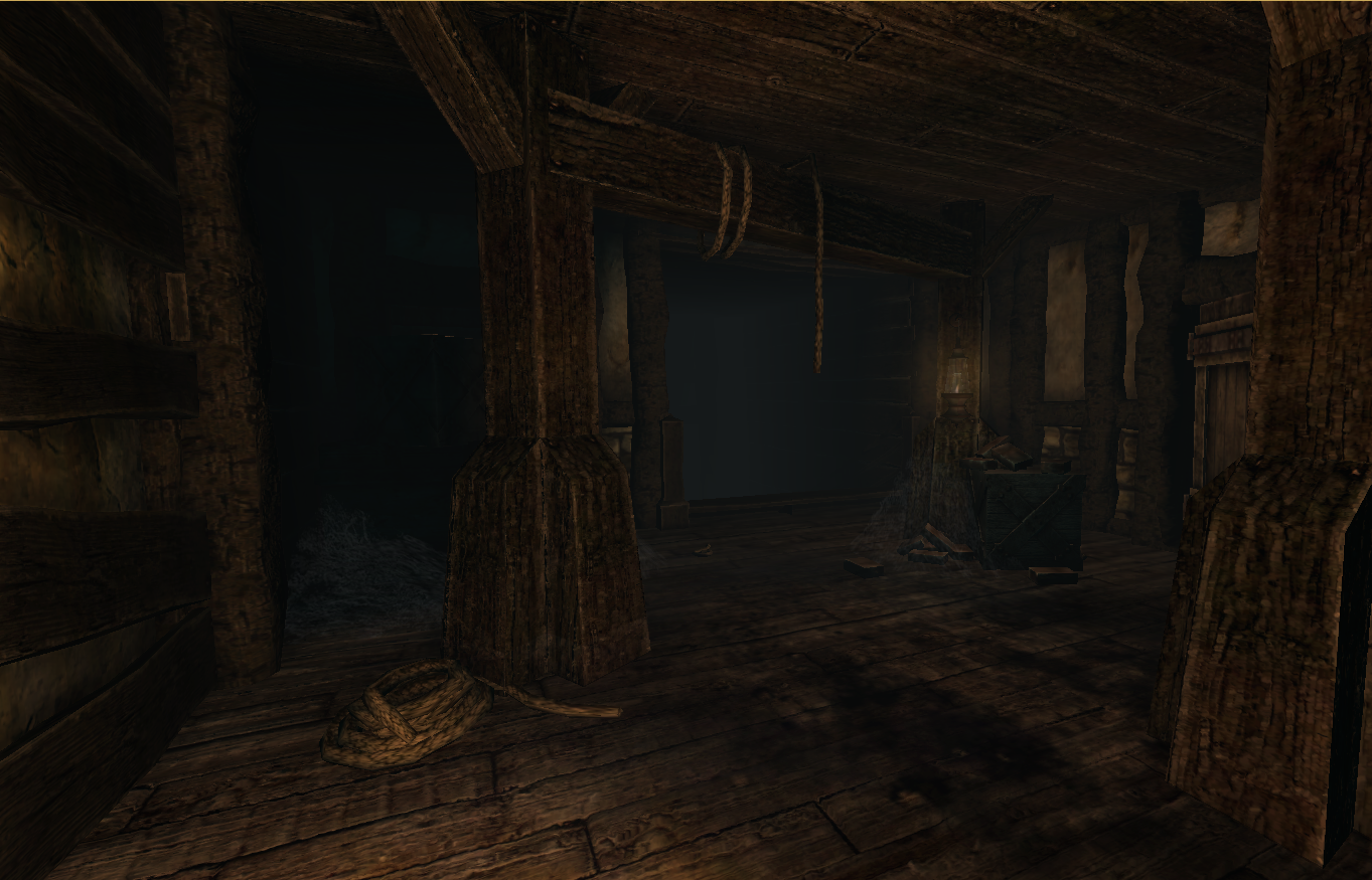 dark creepy basement. Add media Report RSS Basement  view original image Amnesia The Lifeless Abandon mod for
