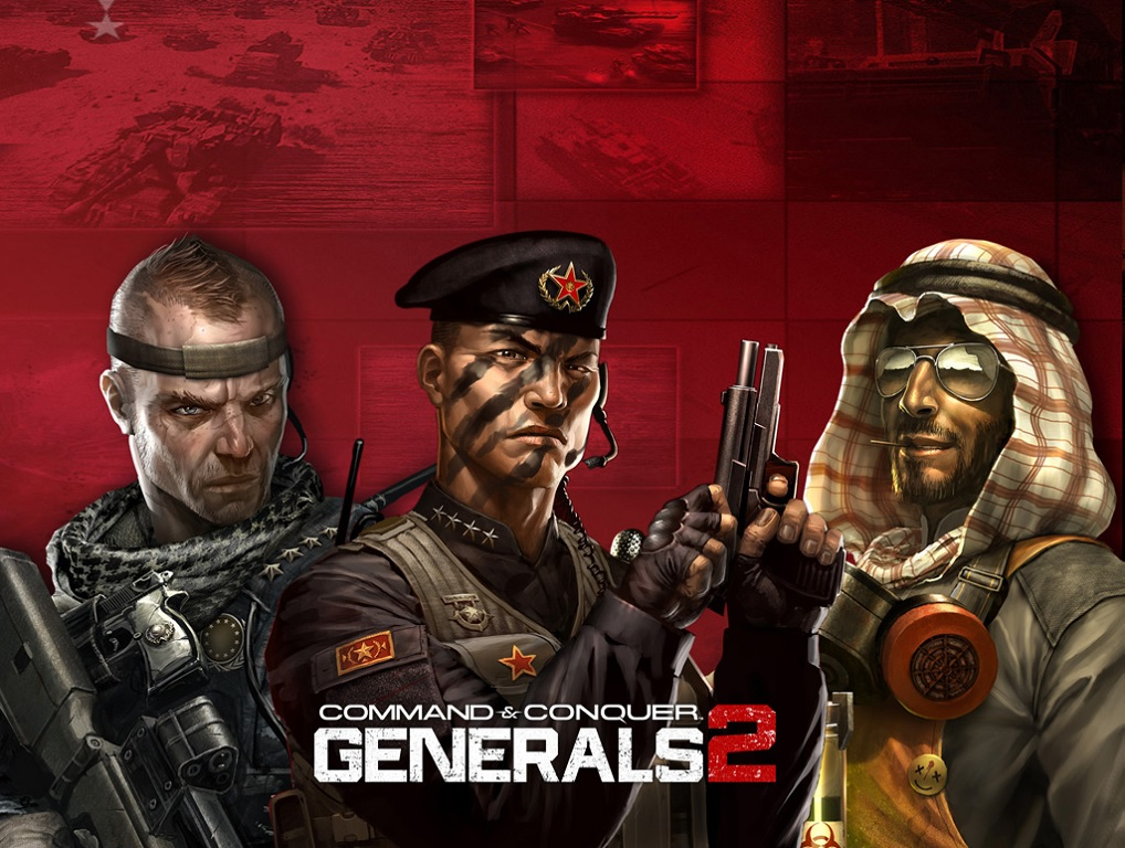 download generals 2 free