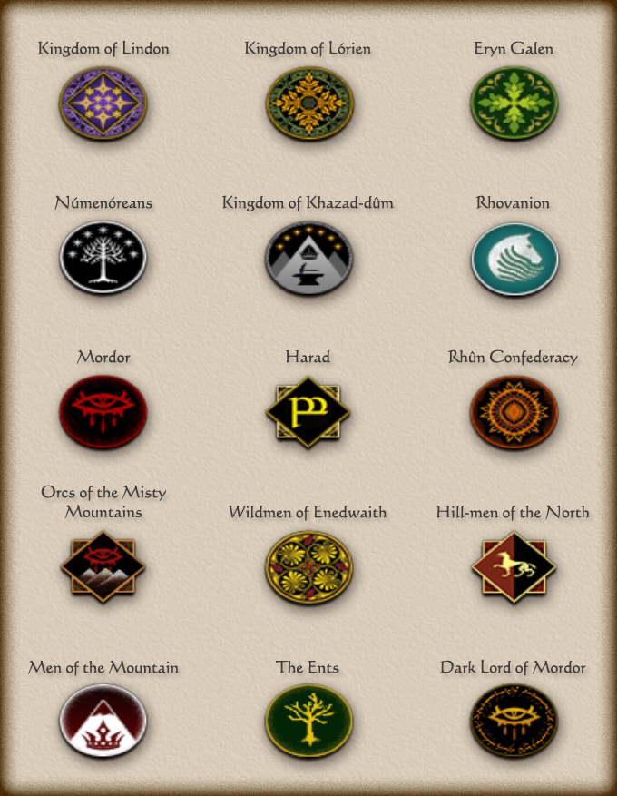 Preview Faction Symbols News Dci Last Alliance Total War Mod For