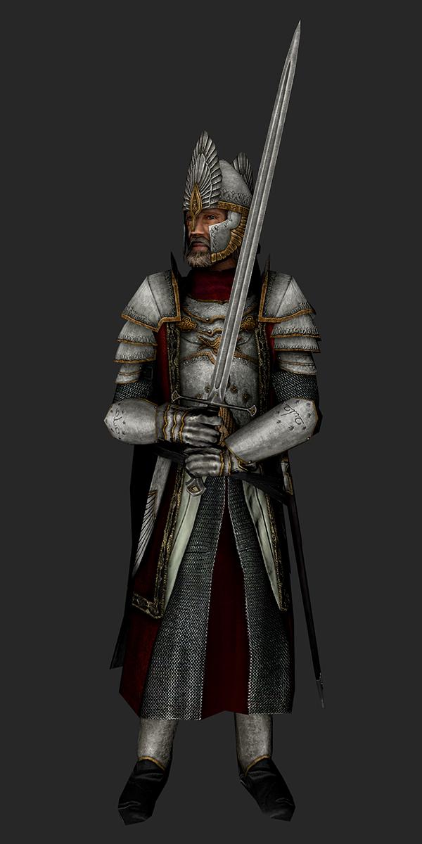 n250men243rean kingdoms elendil image mod db