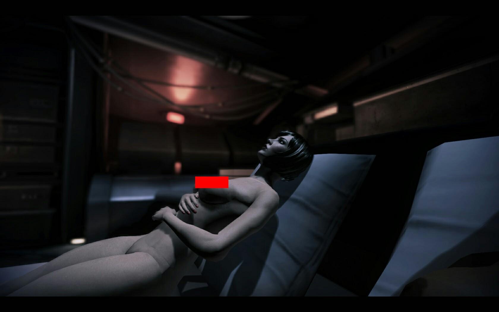 Nud mod для масс эффект 3 erotic clips