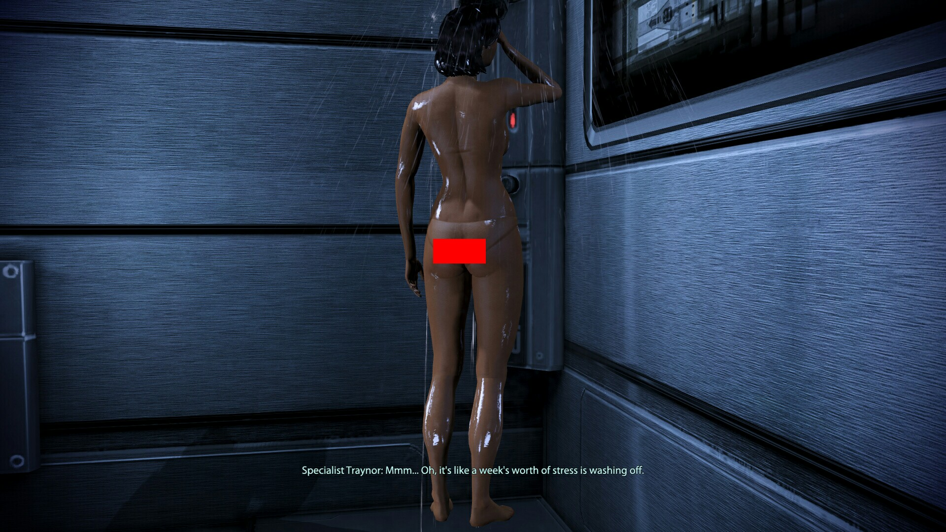 Nude mod masseffect erotic video
