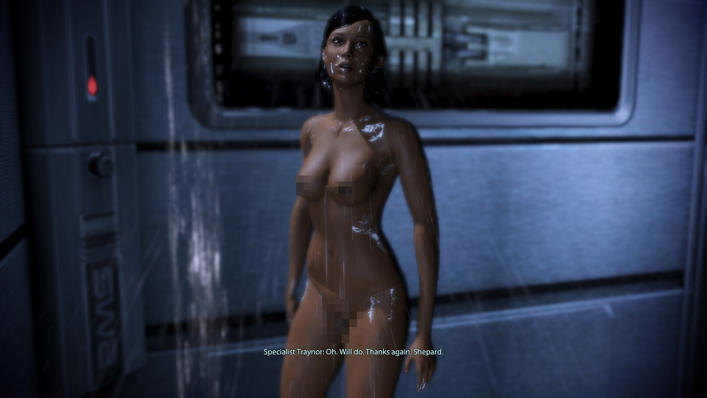 Remarkable, very Mass effect mod nude seems