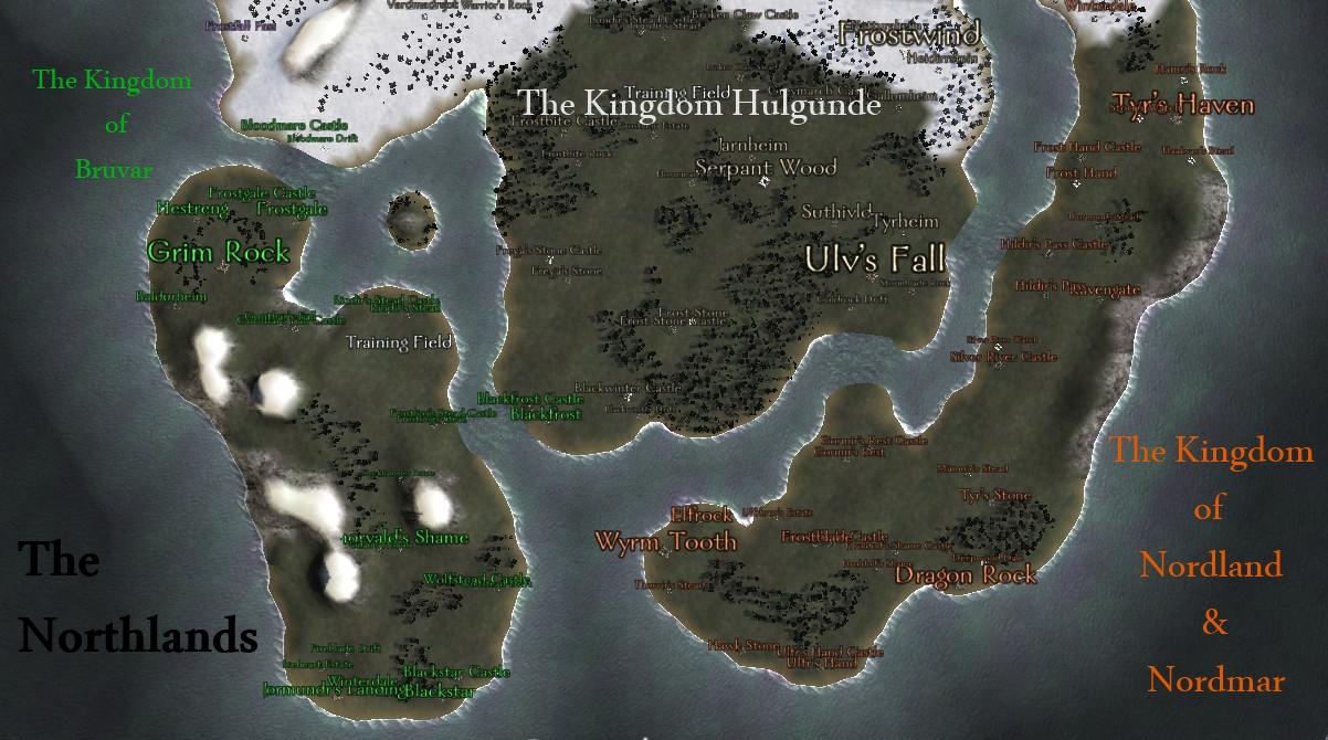 [SP][EN] Nordland Northlands_Map