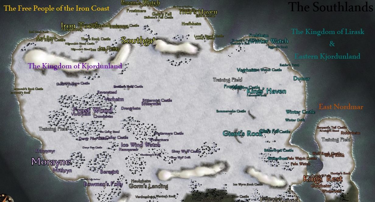 [SP][EN] Nordland Southlands_Map