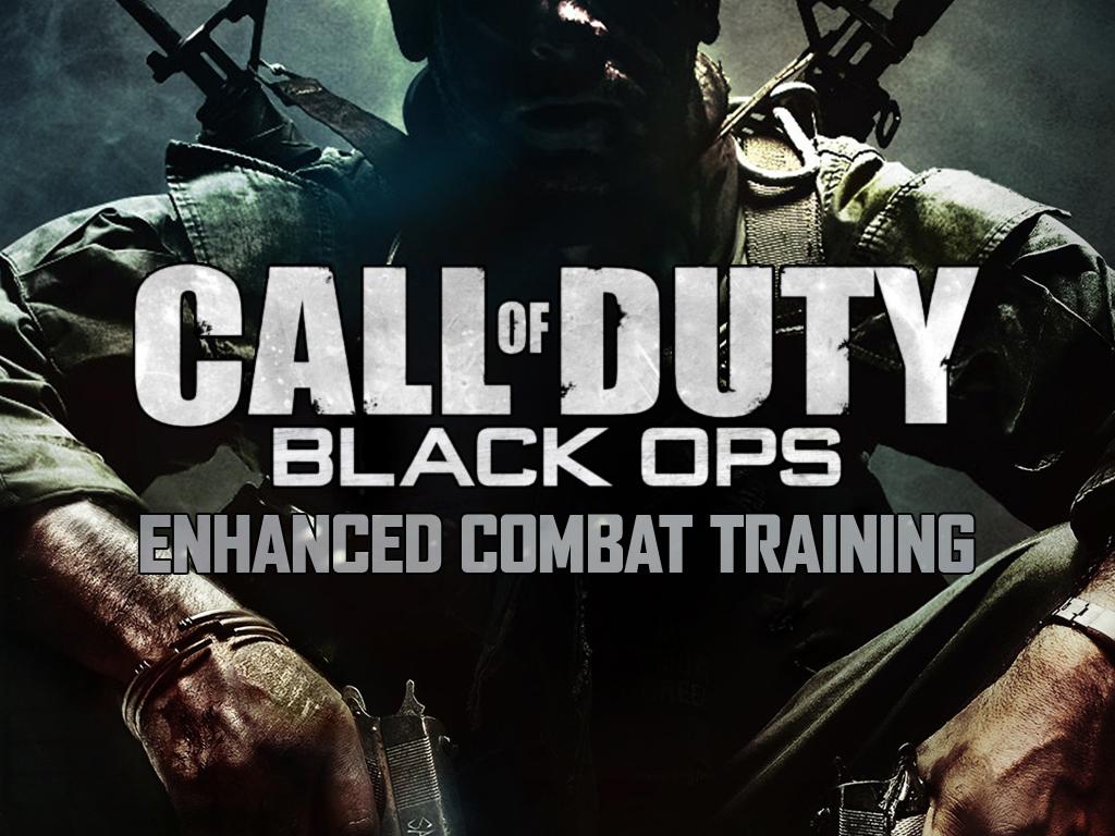 Enhanced Combat Training mod for Call of Duty: Black Ops