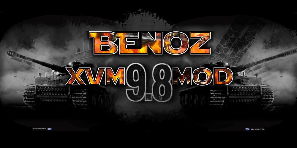 Benoz's XVM for WoT v9 8 1 mod for World of Tanks - Mod DB