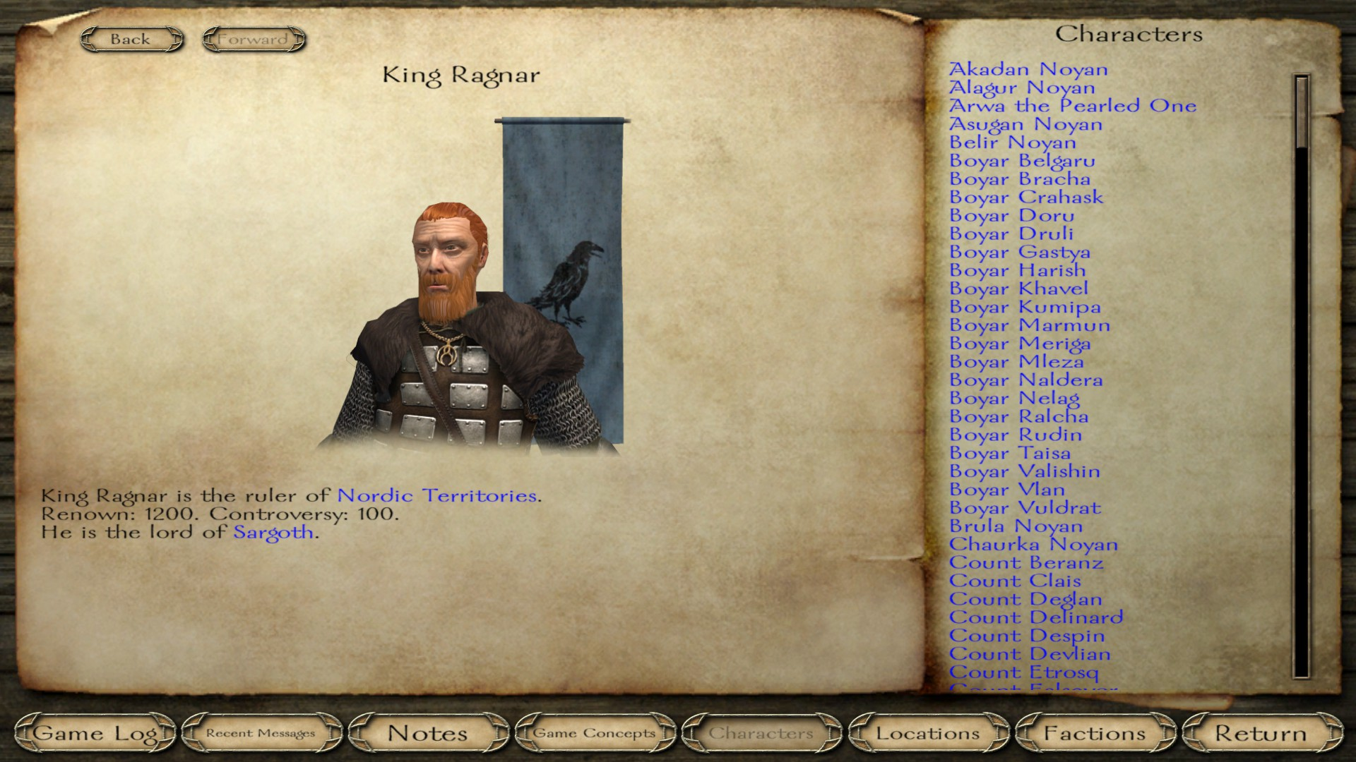 warband how to become king