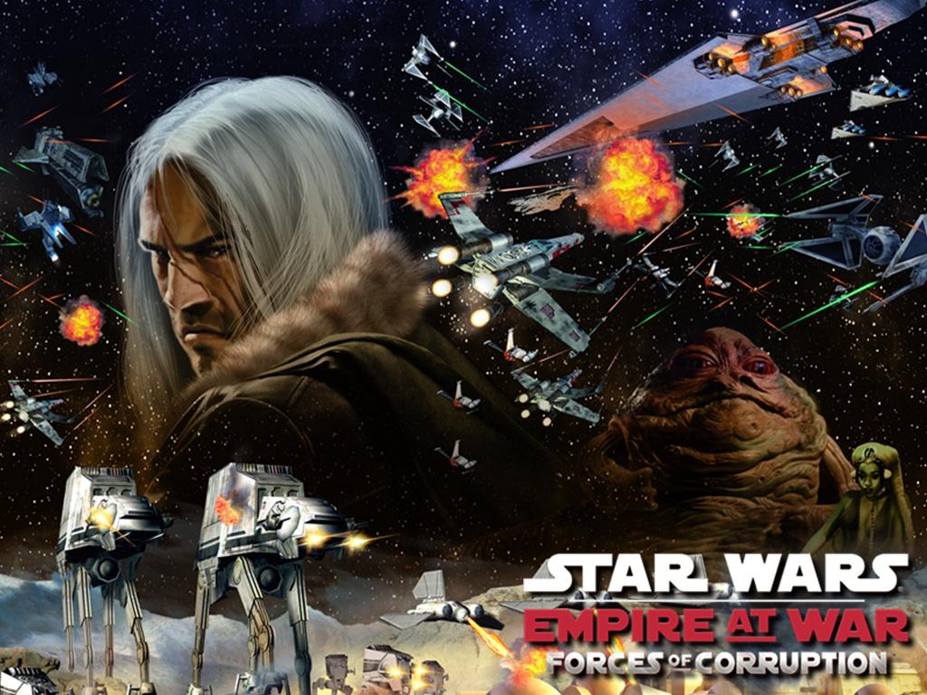 Star Wars Empire At War Torrent скачать - фото 9