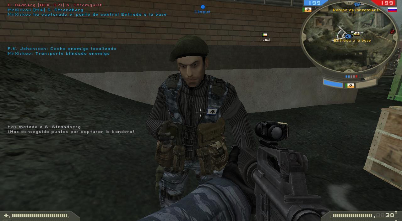 Скачать моды для battlefield 2 mercenaries