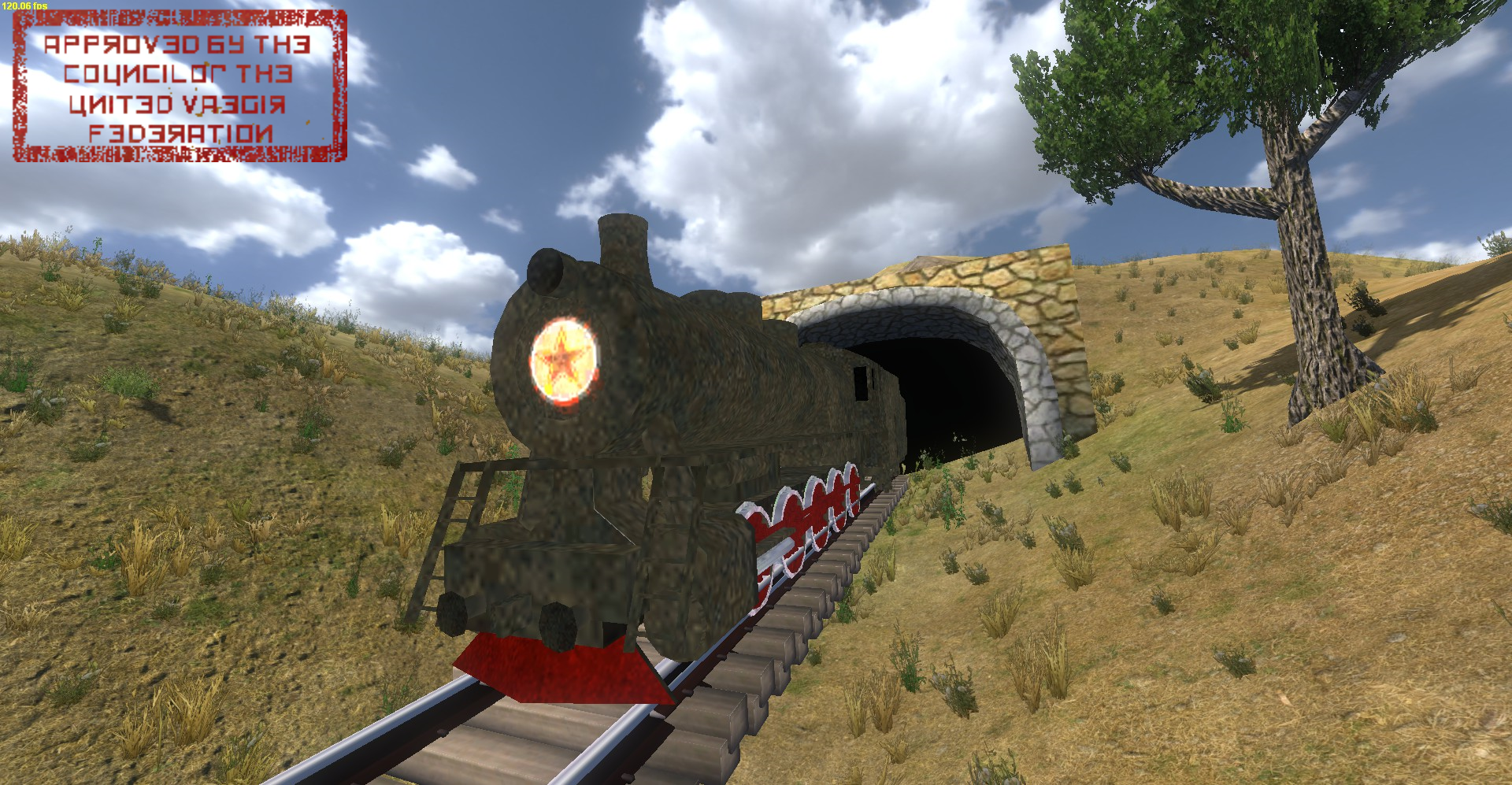 Choo Choo trains image - The Red Wars mod for Mount & Blade: Warband