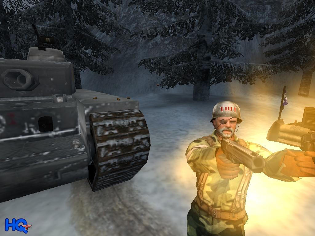 wolfenstein enemy territory barracks gratuit