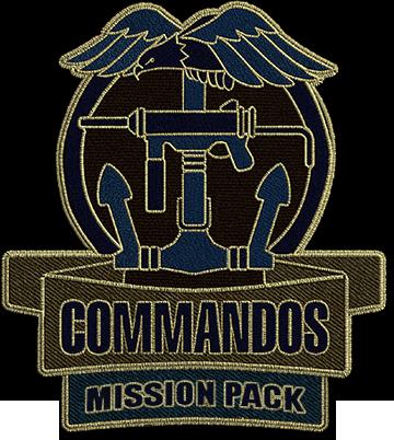 Commandos Mission Pack