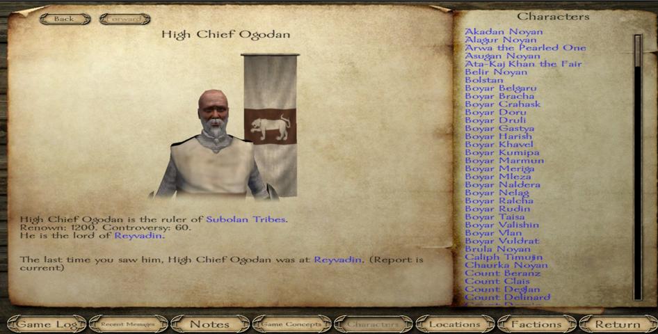 Как сделать своё королевство в mount and blade 637