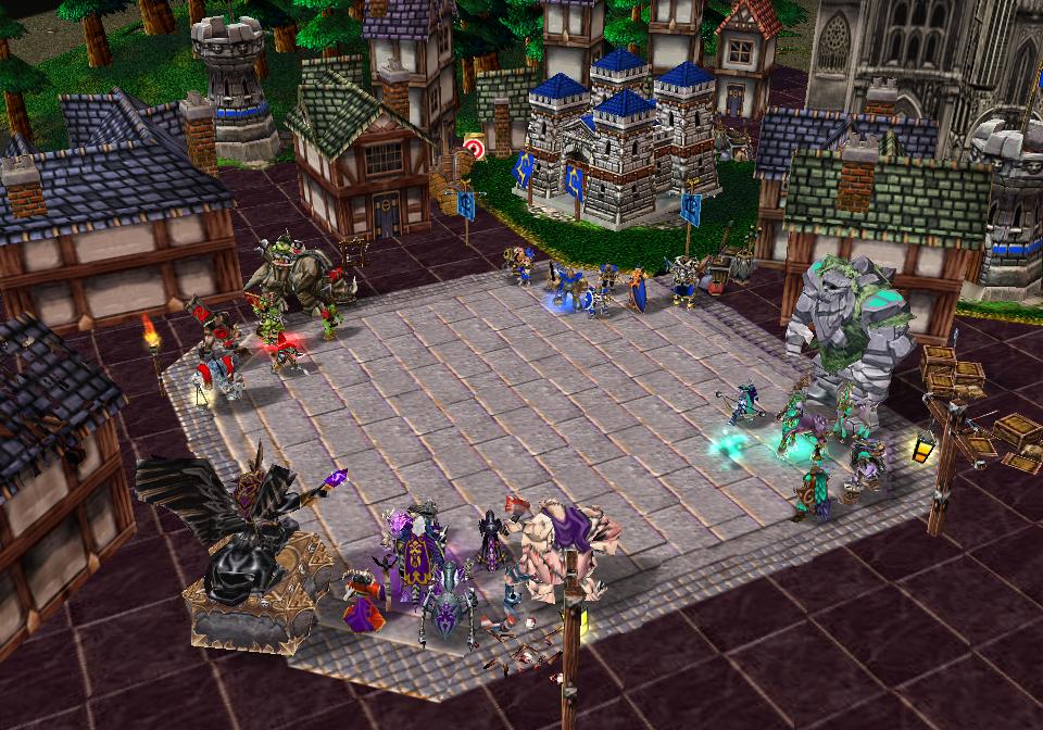 Tiny Units - Warcraft III mod - Mod DB