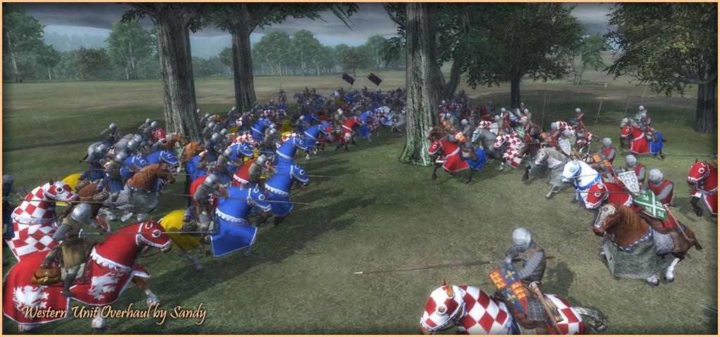 Downloads - Deus lo Vult! mod for Medieval II: Total War