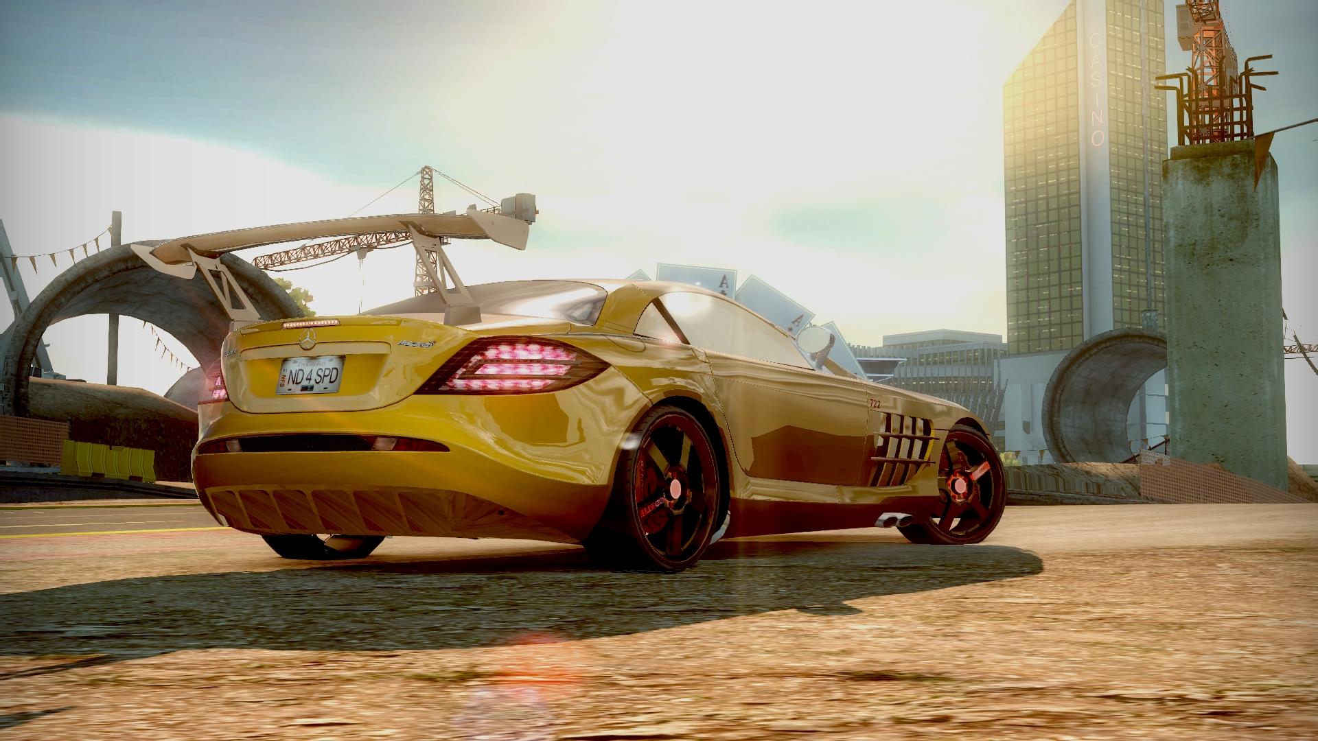 2015 Lexus Isf >> NFS UNDERCOVER HD remake mod - Mod DB