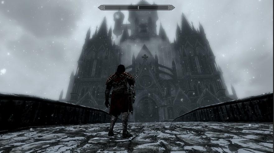 The Dark Lords Fortress Mod For Elder Scrolls V Skyrim