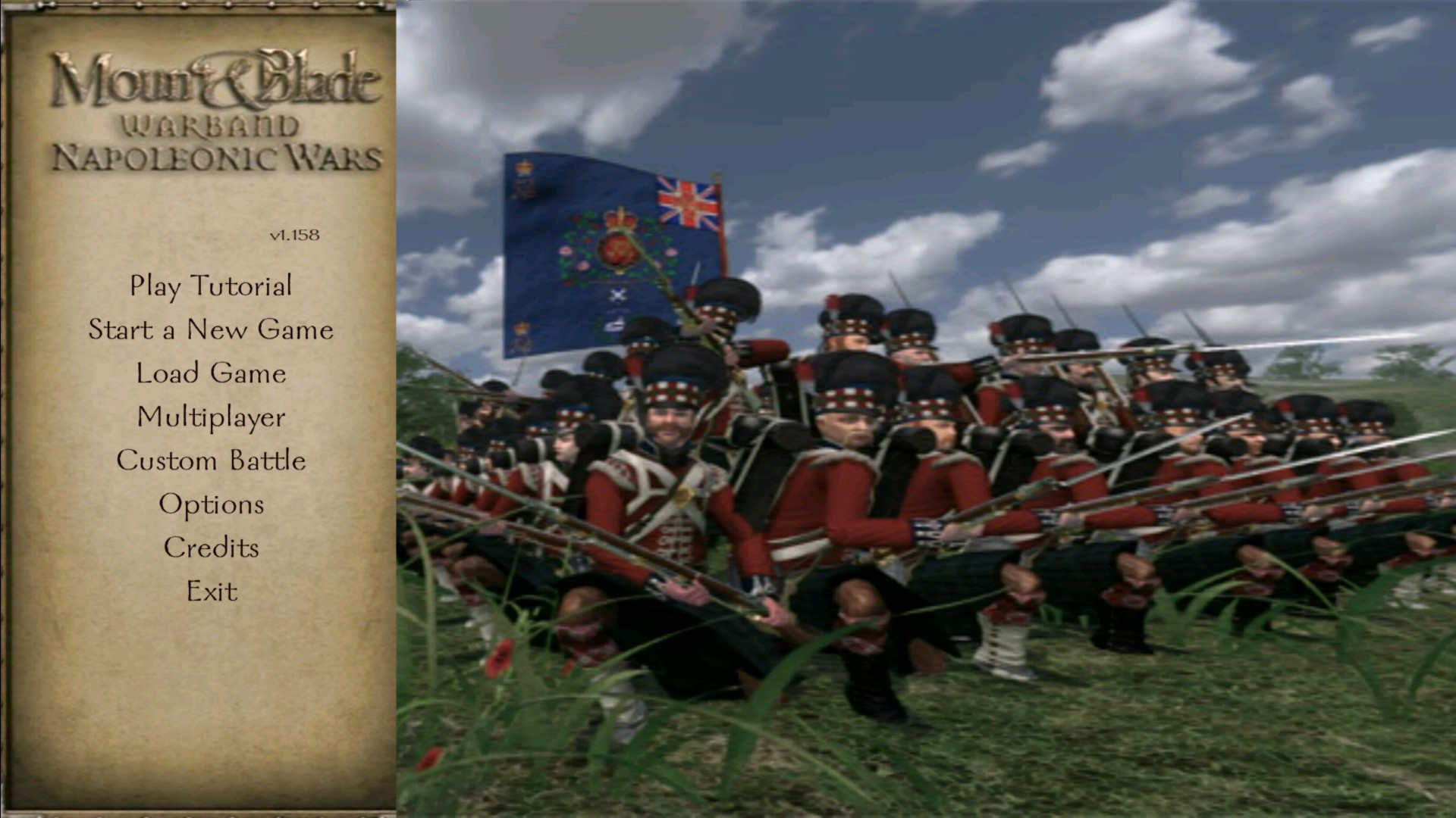 Napoleonic wars мод скачать