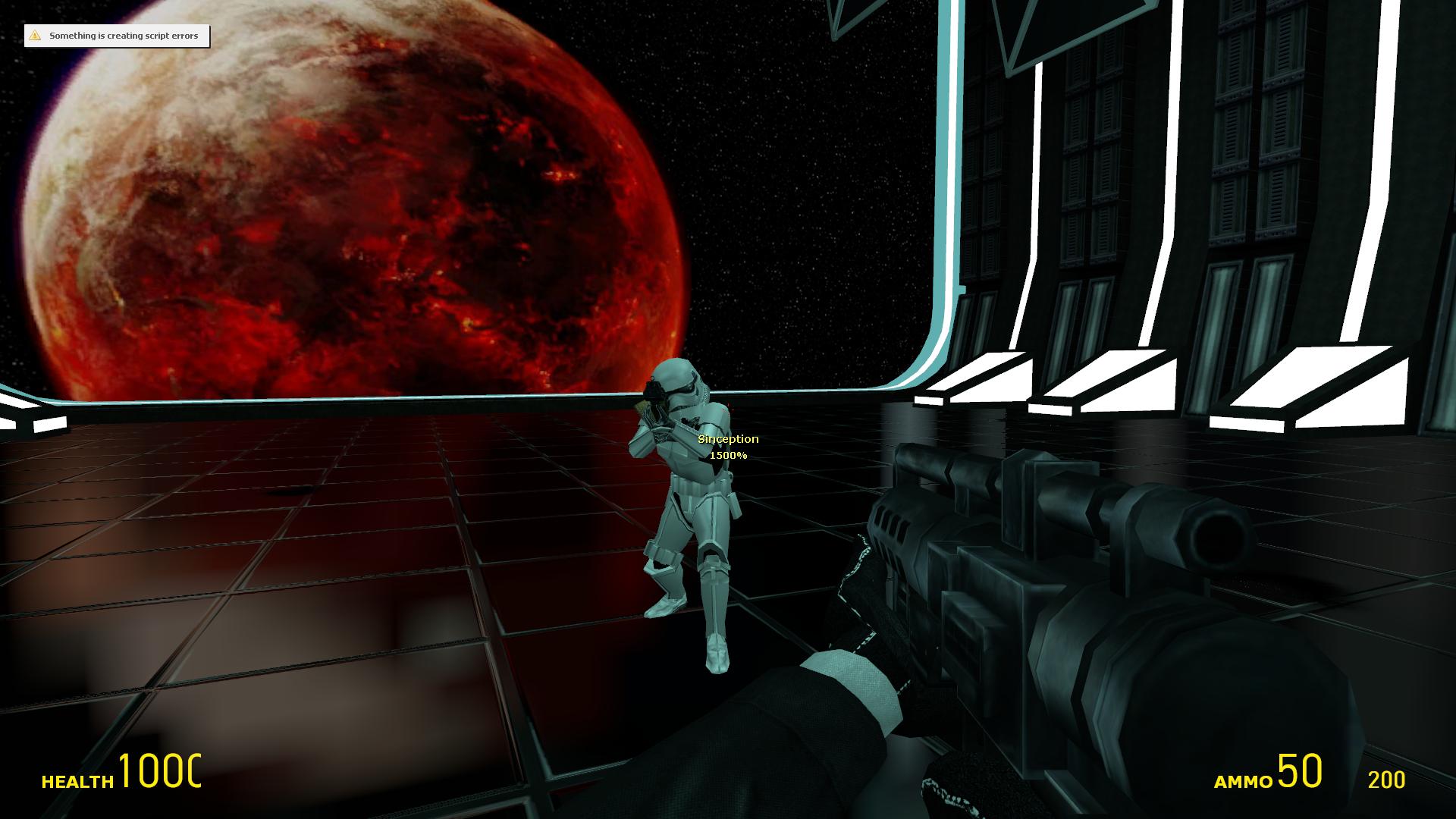 Alpha test - Ship image - Starwars Trikas mod for Garry's