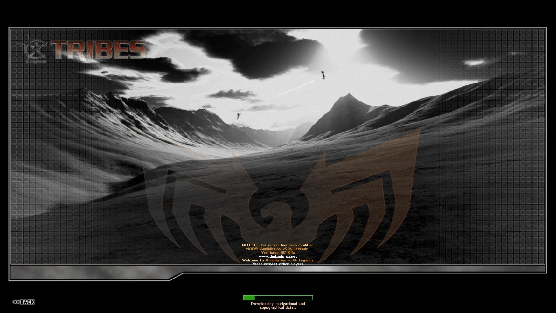 TRIBES HD 2014 mod