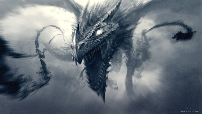 Mazmorra Gris: La legenda de Dragora [ROL] - Página 12 LotB_the-black-dragon
