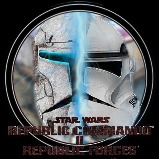 Swrc 2 logos image star wars republic commando 2 - Republic star wars logo ...