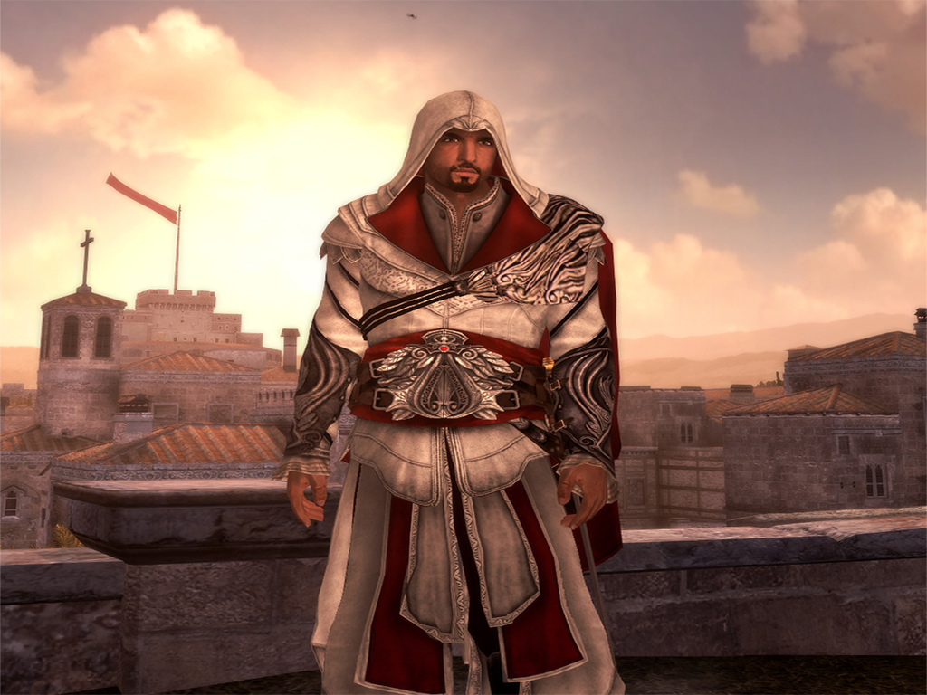 Assassin's creed ii crynation demo lighing+texture mod test +.
