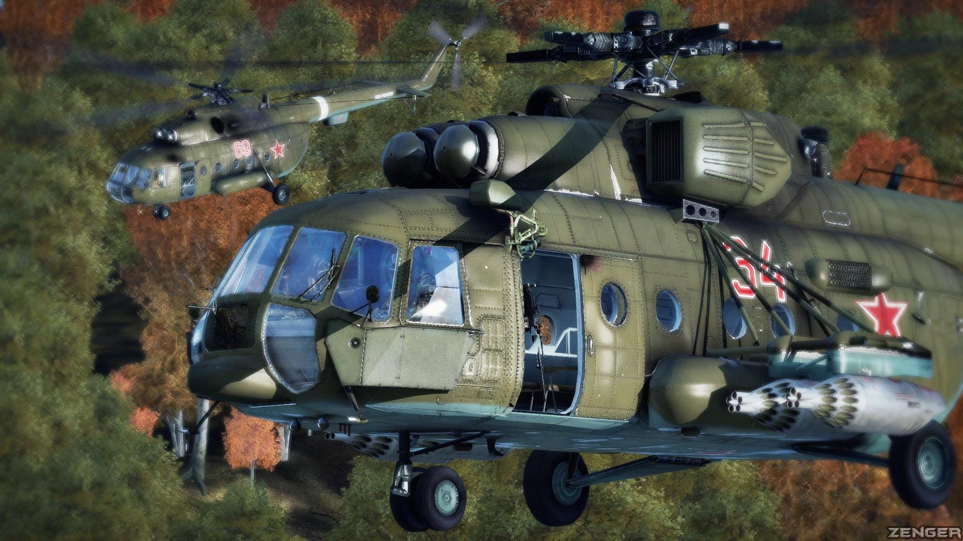 RHS: Armed Forces of the Russian Federation (A3) mod for