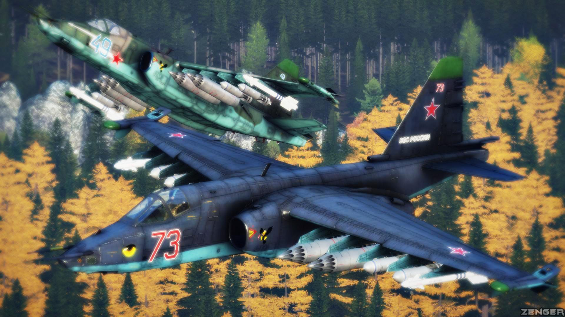 Su 25 image rhs armed forces of the russian federation for The russian mod