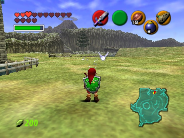 Images - Zelda Heaven and Earth mod for The Legend of Zelda