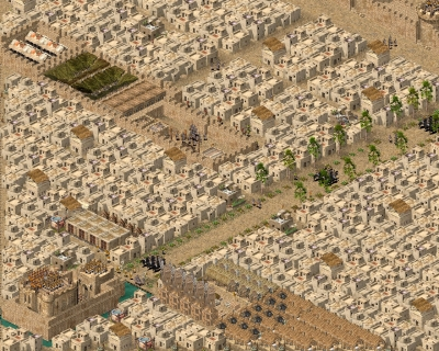 stronghold crusader patch 1.3 hd