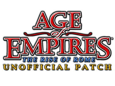 UPatch HD - Unofficial Patch mod for Age of Empires: The Rise of