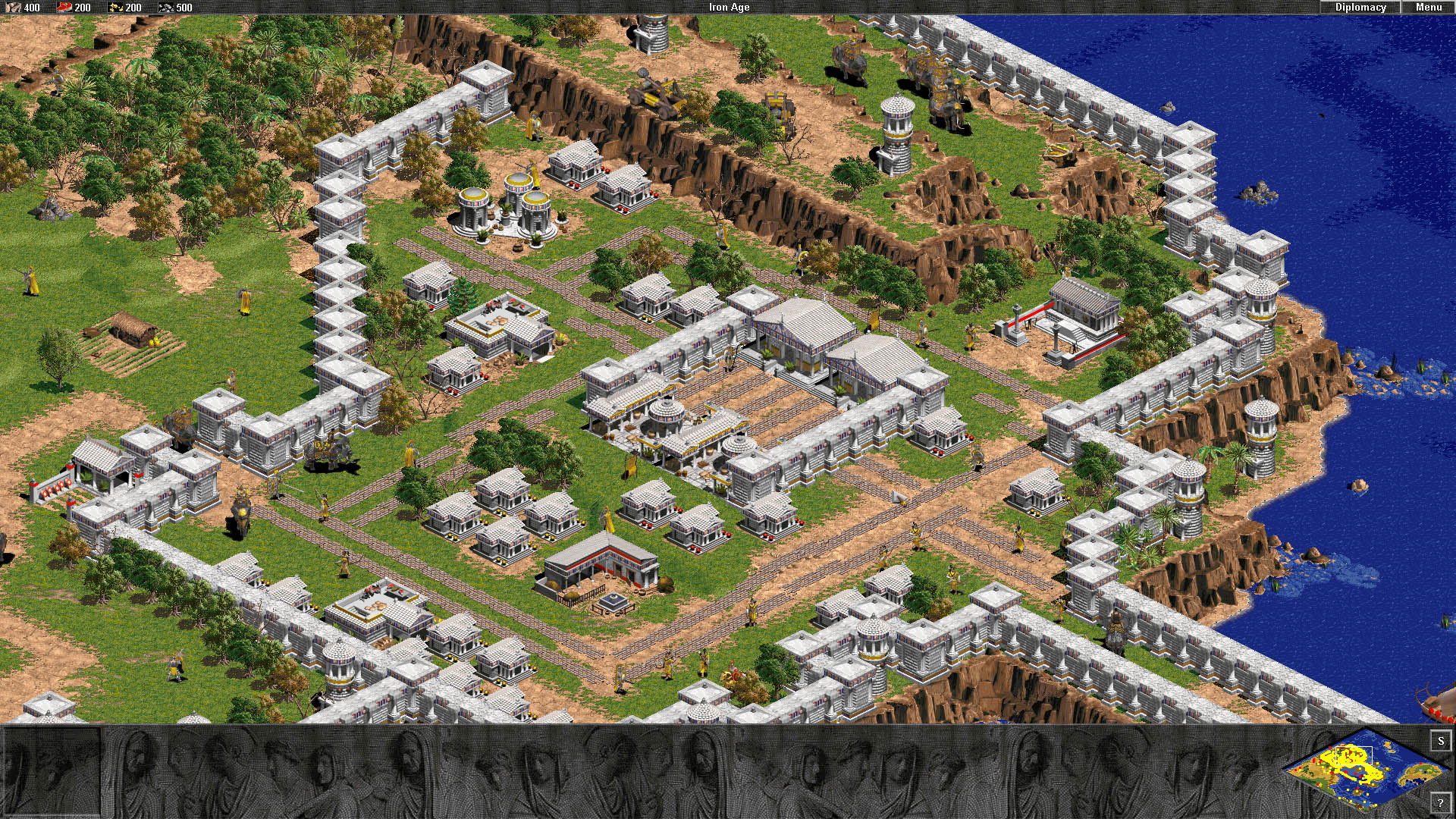 Age of empires 1 patch 1 0c9d