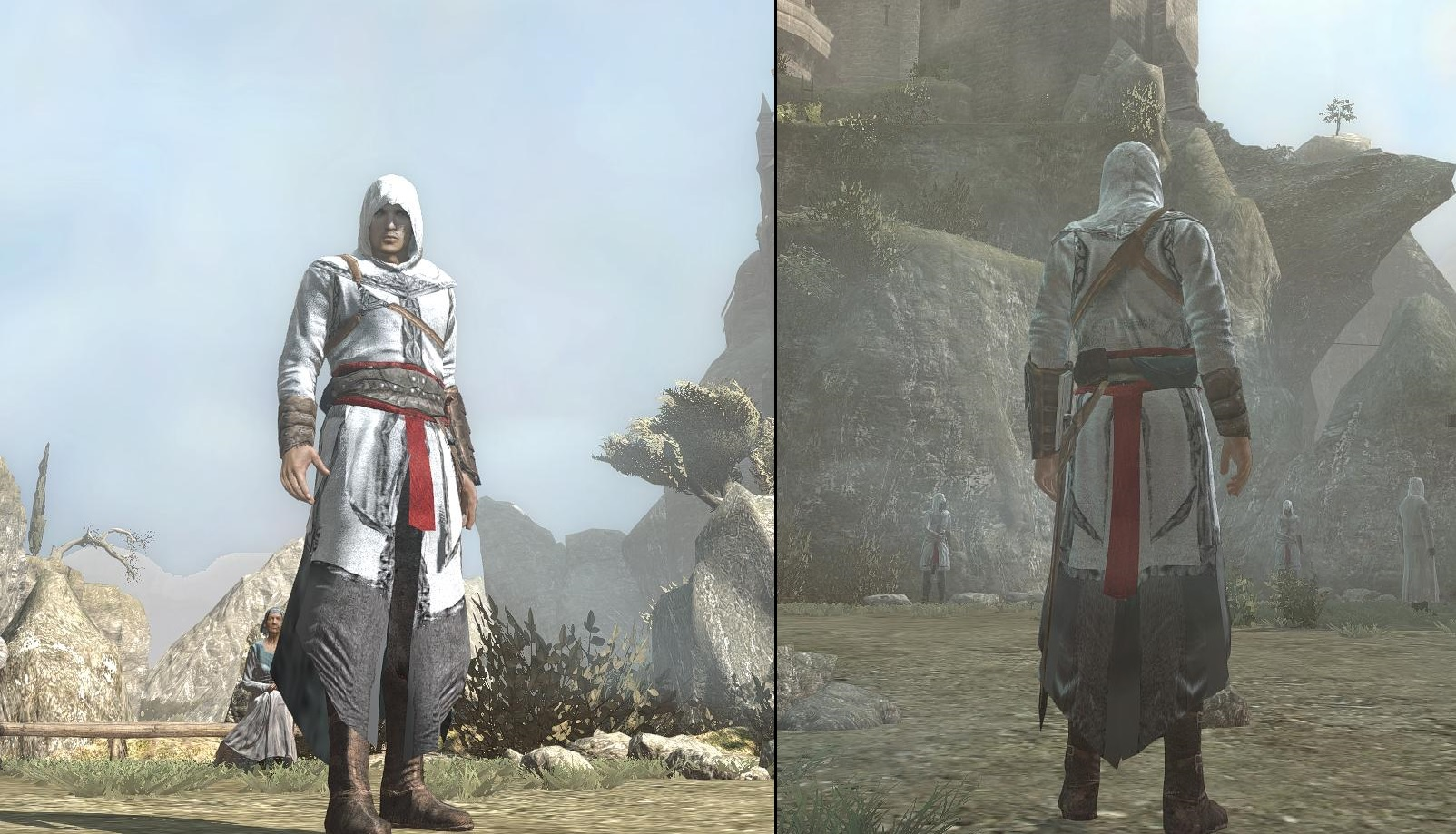 Optional Ac Overhaul Addons Student Outfit Image Mod Db