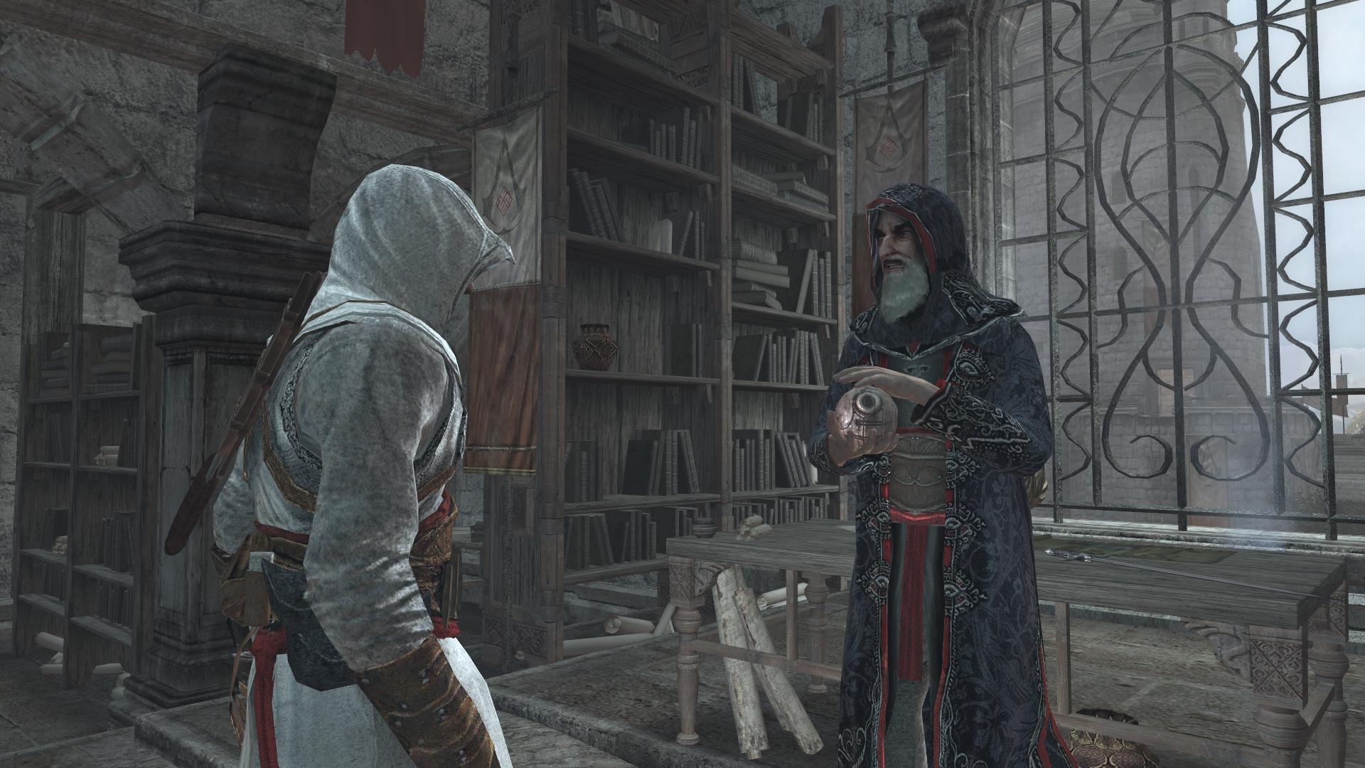 Assassin's Creed Overhaul 2016 - Al Mualim image - Mod DB
