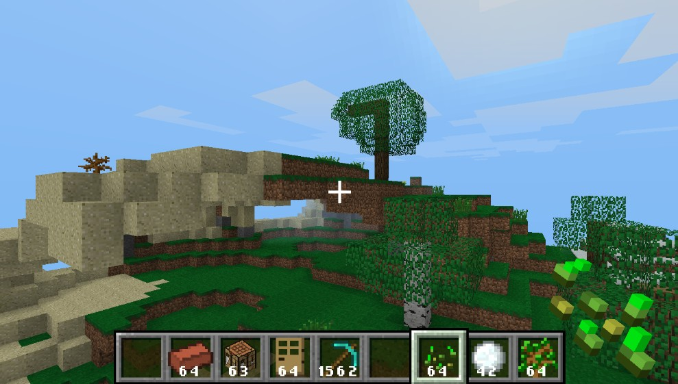 Minecraft 1.4 beta