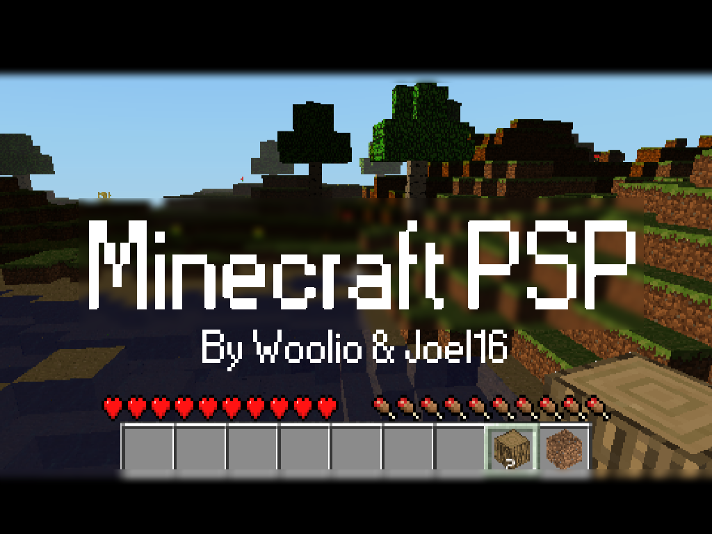minecraft psp 2 0  release  mod for lamecraft