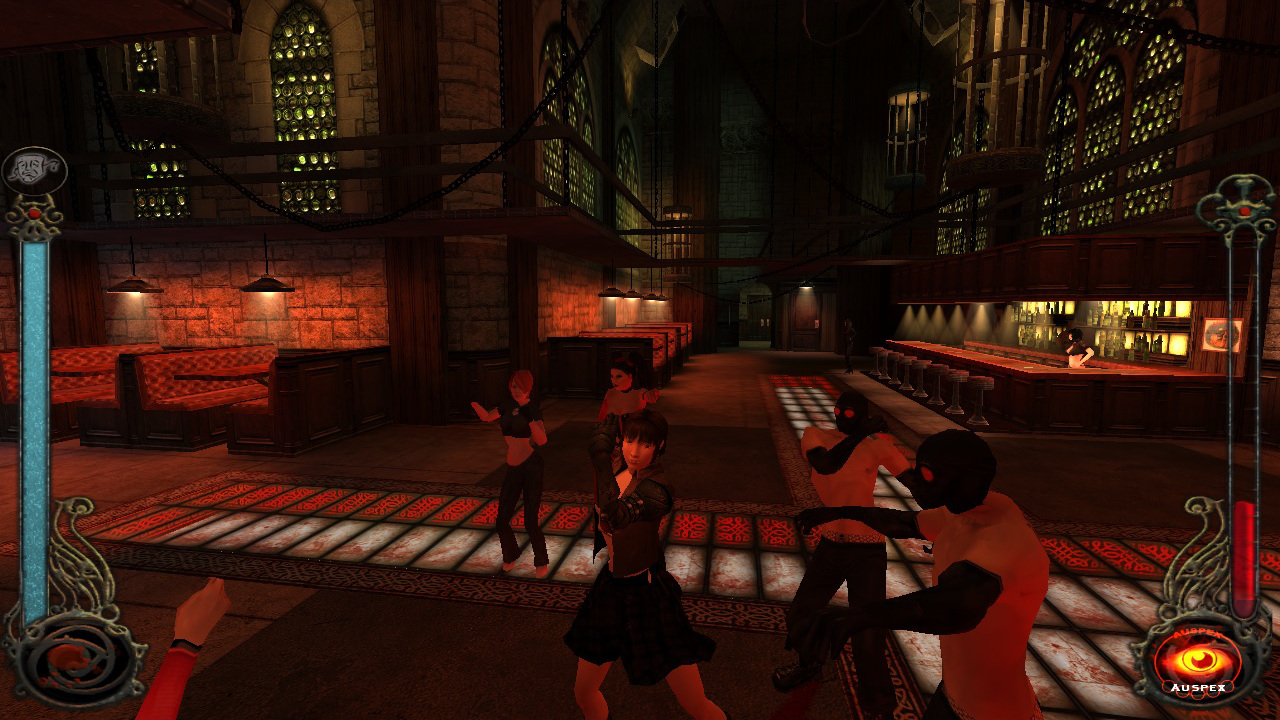 Play as Yukie mod for Vampire: The Masquerade – Bloodlines - Mod DB