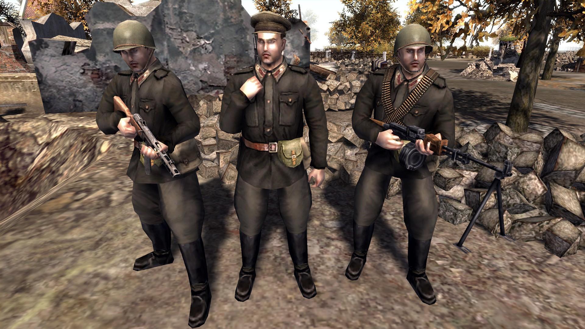 Yugoslavian Men