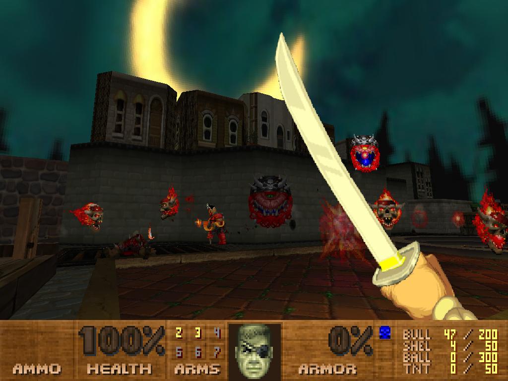 Pirate Doom mod - Mod DB