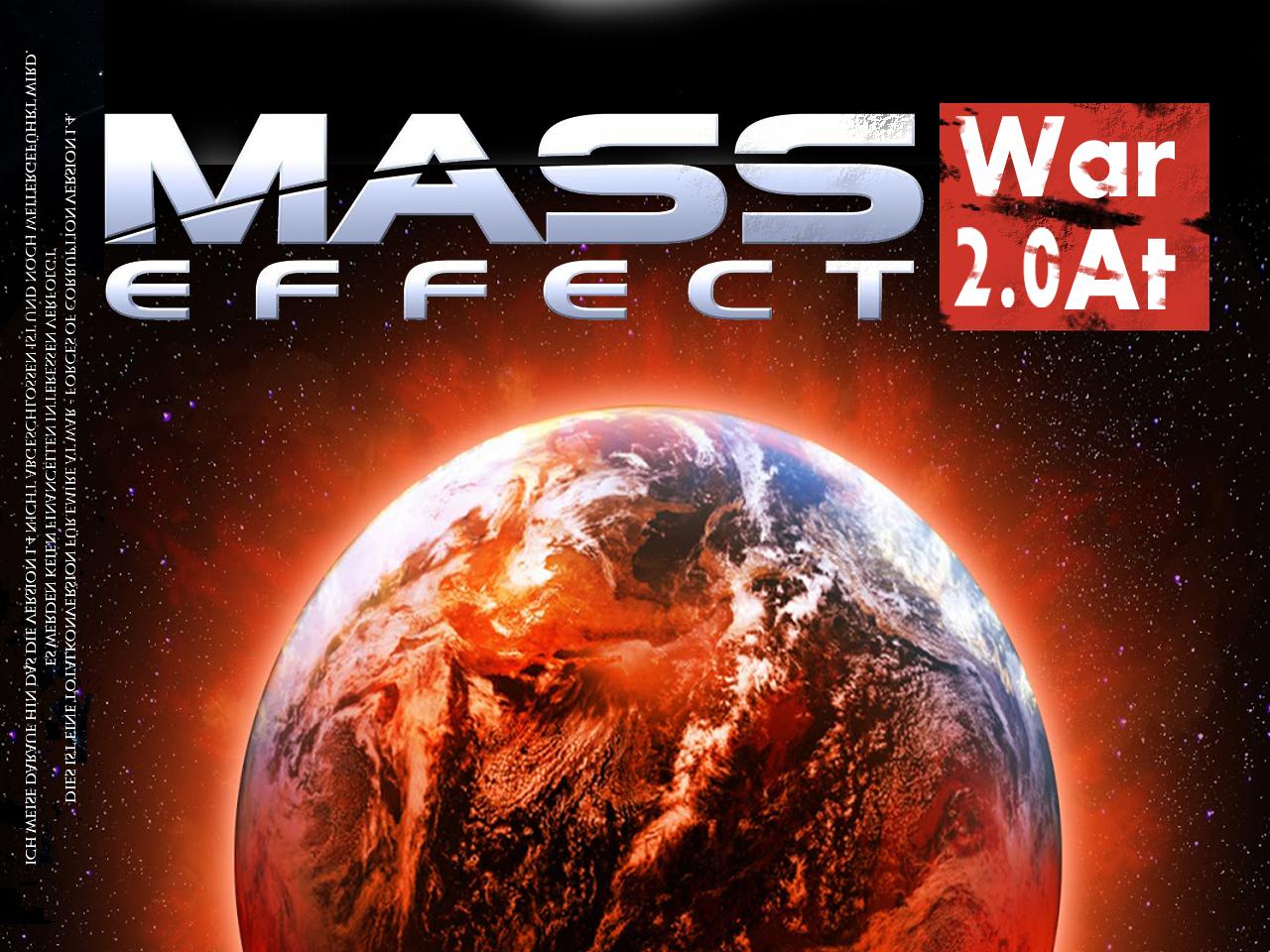 Mass Effect at War Version 2 0 mod for Star Wars: Empire at War