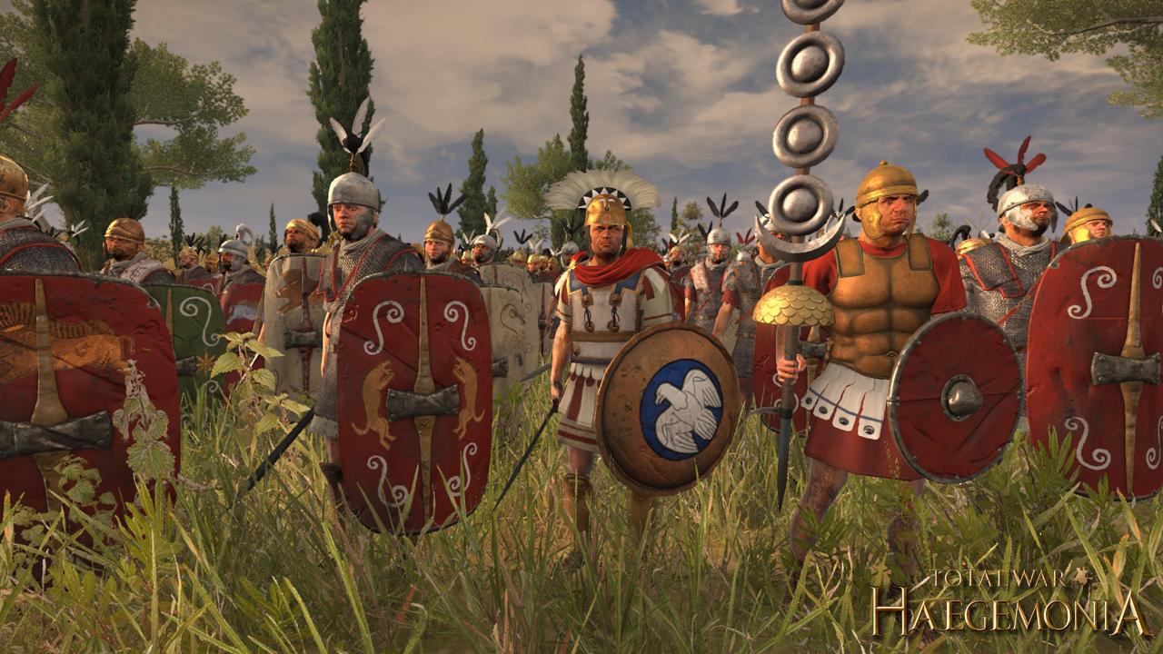 rome total war haegemonia mod