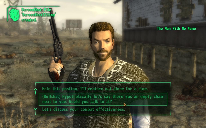 Fallout  Ranger Build