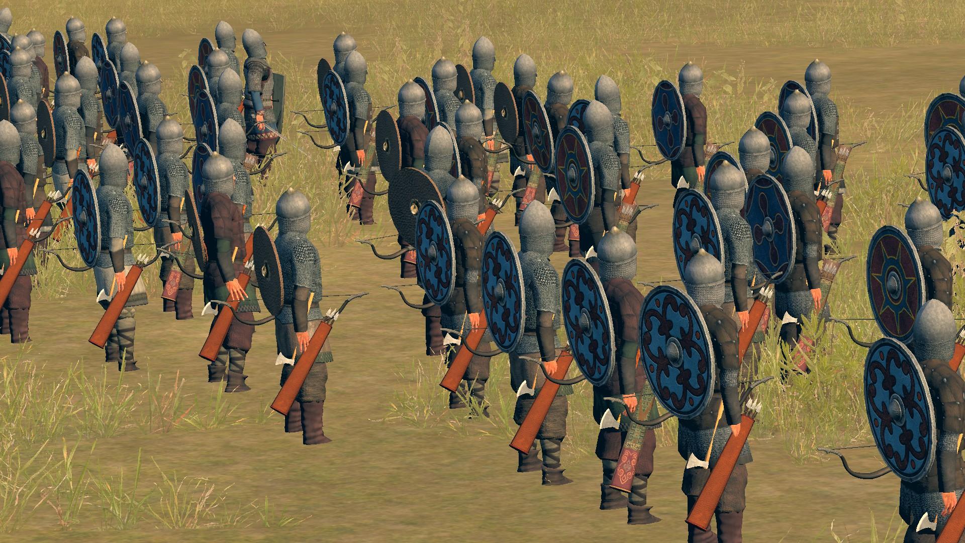 Как сделать играбельными фракции в rome total war