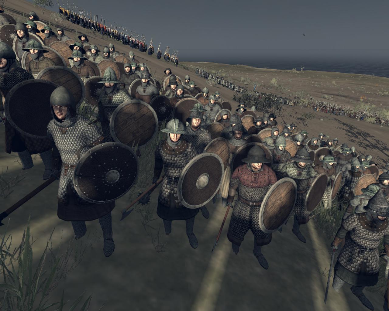 Infantry (Mercenary Unit) image - Medieval Kingdoms: Total ...  Infantry (Merce...
