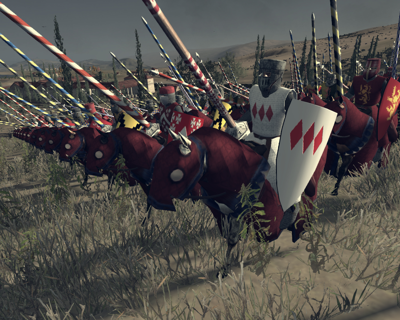 how to play medieval 2 total war mods