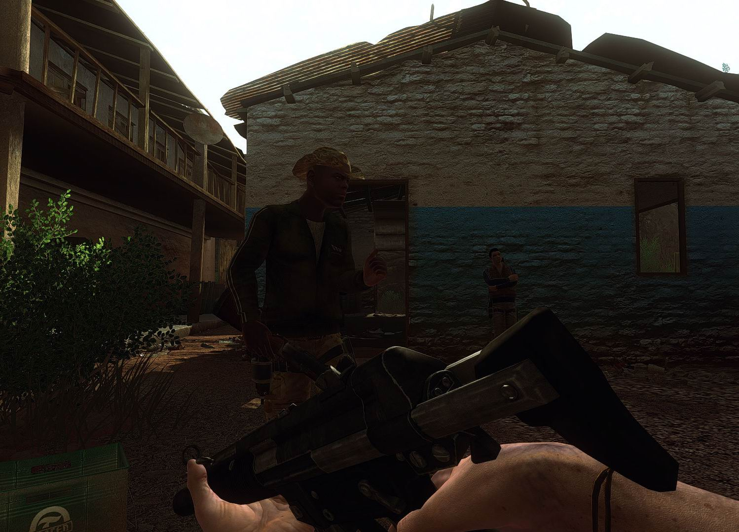 Far Cry 2 Jackal Mod For Far Cry 2 Mod Db
